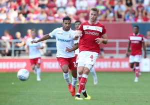 Newcastle have been knocked back with their hopes of signing Adam Webster with Bristol City boss Lee Johnson saying he's not for sale.