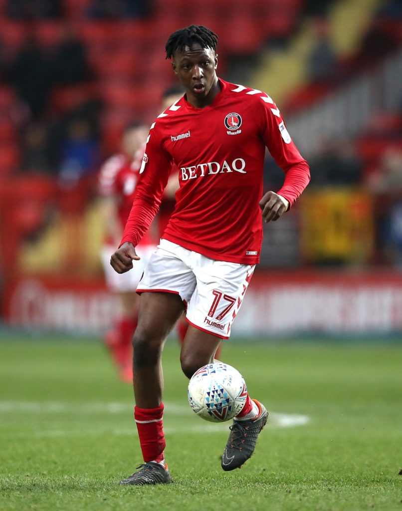 Rangers are set to complete the signing of Charlton midfielder Joe Aribo in the coming days after beating rivals Celtic to his signature.
