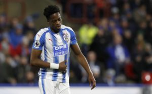 Aston Villa are reportedly eyeing a summer move for Huddersfield defender Terence Kongolo but face competition.