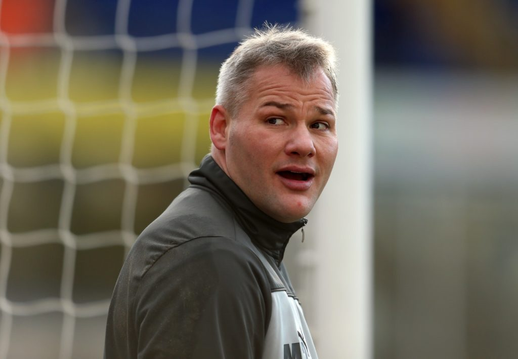 Brian Jensen has been appointed goalkeeping coach at Sky Bet League One club Shrewsbury.