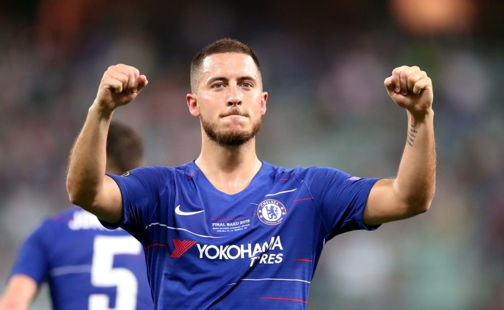 Eden Hazard has reiterated his desire to win many titles with Real Madrid after completing his 'dream' 130million move to the Spanish giants on Thursday.