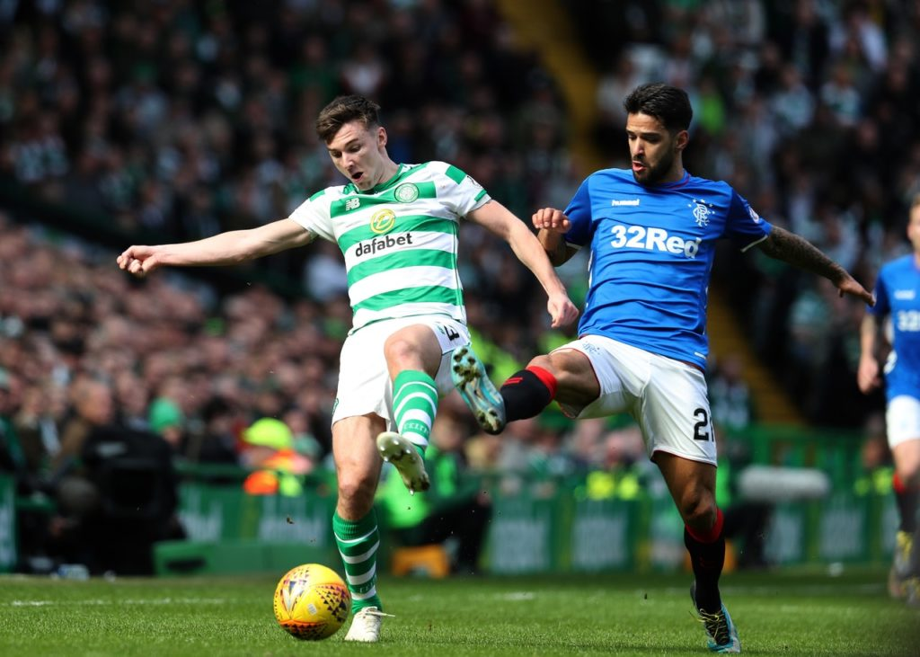 Arsenal are reported to be closing in on a move for Celtic star Kieran Tierney but will have to raise their £15million offer to have a chance of doing a deal.