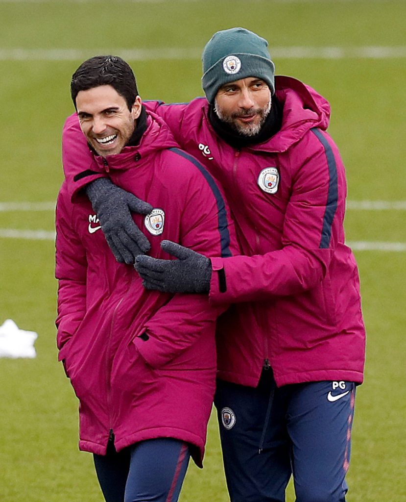 Former Manchester City captain Vincent Kompany has backed Mikel Arteta to eventually replace Pep Guardiola in the dugout.