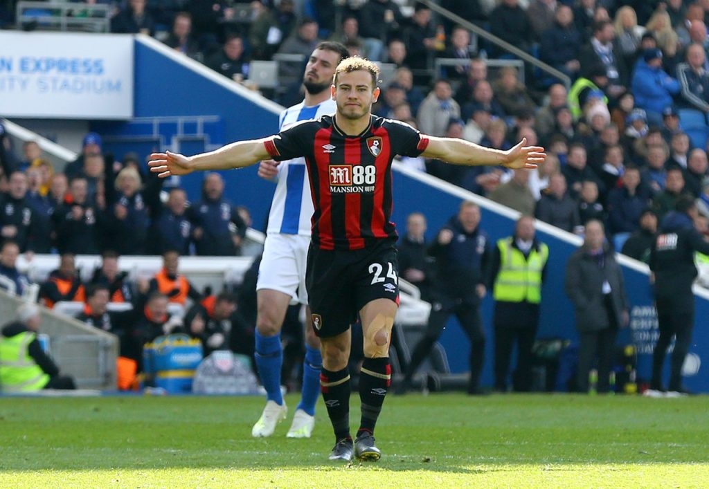 Arsenal will have to pay £25million if they are to have chance of signing Ryan Fraser this summer as Bournemouth fight to keep hold.