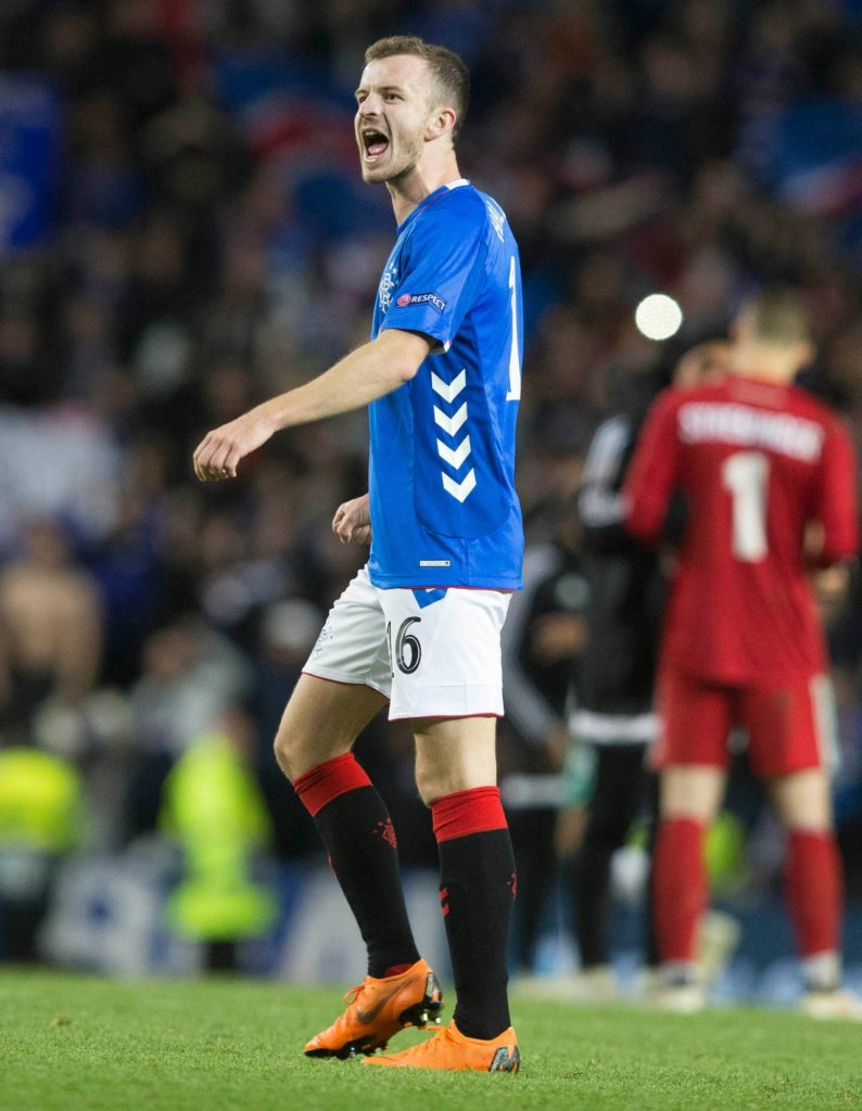 Rangers' Andy Halliday says he has never had as much belief in his team as they prepare to stop Celtic's dominance this season.