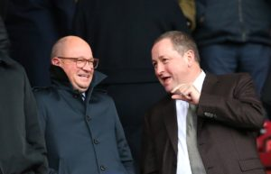 Newcastle owner Mike Ashley has reportedly set a deadline of two weeks for a potential takeover of the club to be completed.