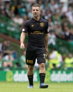 Livingston midfielder Scott Robinson has earned a new one-year deal with Gary Holt's side.