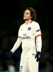 Reports claim Paris Saint-Germain midfielder Adrien Rabiot has agreed personal terms with Juventus.