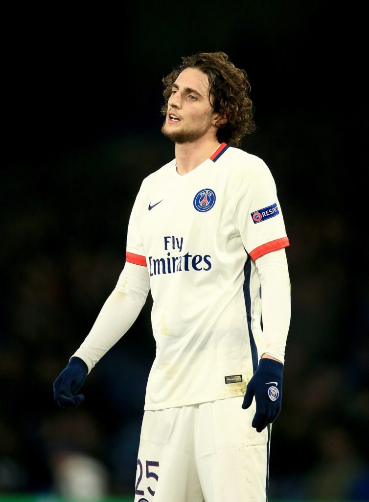 Juventus are set to complete the signing of Adrien Rabiot on a free transfer from Paris Saint-Germain.