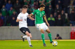 Estonia international Mattias Kait has left Fulham to join Slovenian club NK Domzale.