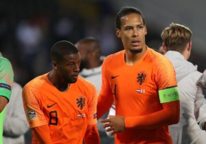 Virgil van Dijk says fans can boo him all they want as the Liverpool and Holland defender does not care a jot.