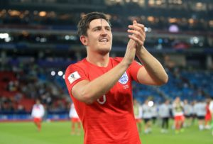 Leicester City's Harry Maguire is reportedly 'desperate' to join Manchester City but the Premier League champions have yet to meet his asking price.