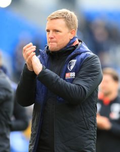 Bournemouth boss Eddie Howe says he is looking forward to the challenge of what he feels will be a tougher Premier League next season.