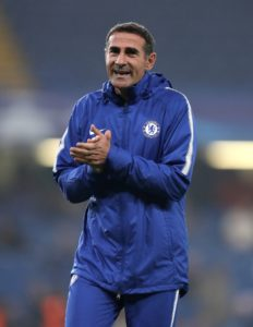 Kilmarnock have appointed former Chelsea number two Angelo Alessio as their new manager.