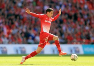 Swindon have signed central defender Mathieu Baudry following his release from MK Dons.