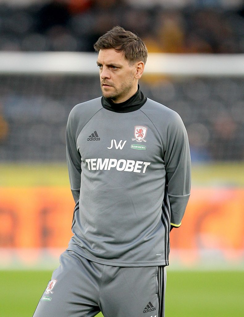 Jonathan Woodgate is planning to follow in the footsteps of England boss Gareth Southgate as he launches his managerial career at home-town club Middlesbrough.
