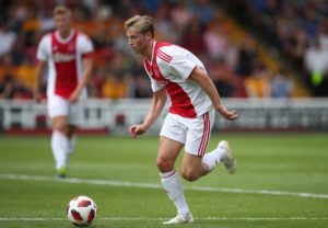 Former Ajax and Barcelona boss Louis van Gaal thinks Frenkie de Jong may have made the wrong choice in joining Barcelona.