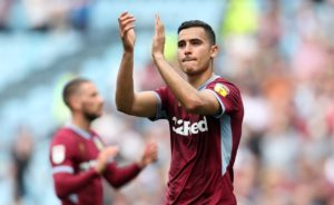 Lille have cashed in on Anwar El Ghazi, who has joined English Premier League newcomers Aston Villa on a permanent deal.