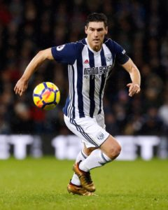 West Bromwich Albion are considering giving Gareth Barry a new deal if he can prove his fitness.