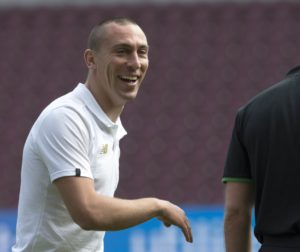 Birthday boy Scott Brown believes Celtic's pre-season work will ensure they are celebrating once the new season gets under way.