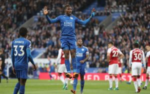 Kelechi Iheanacho's lack of playing time at Leicester has seen him miss out on a place in Nigeria's Africa Cup of Nations squad.