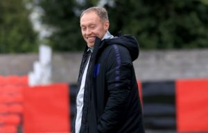 Steve Cooper insists the time was right to move into senior football, despite disappointing England manager Gareth Southgate by accepting the Swansea job.