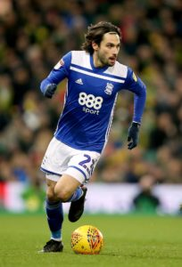 Aston Villa's new midfielder Jota knows he will be booed by Birmingham fans after making the switch from St Andrews to Villa Park this summer.