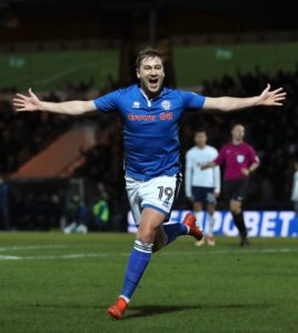 Striker Steven Davies has signed a new one-year contract with Hamilton.