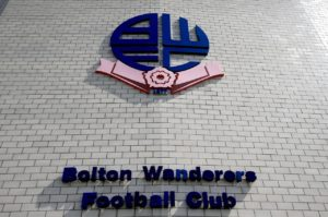 Troubled Bolton have announced they have just 14 contracted players on their books.