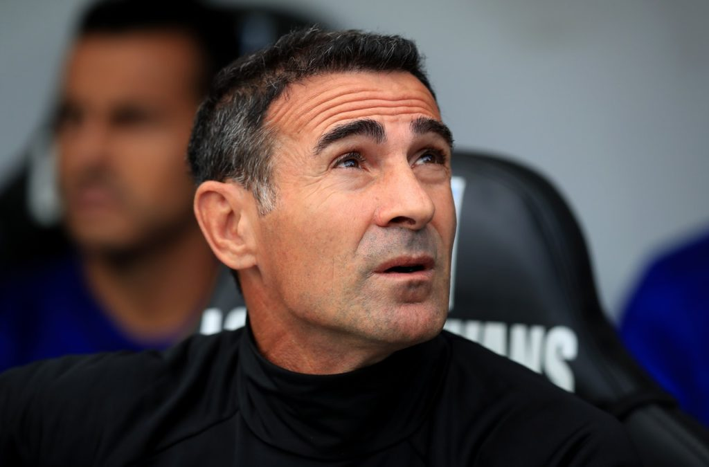New Kilmarnock boss Angelo Alessio says he is ready for the challenge of building on Steve Clarke's Rugby Park legacy.