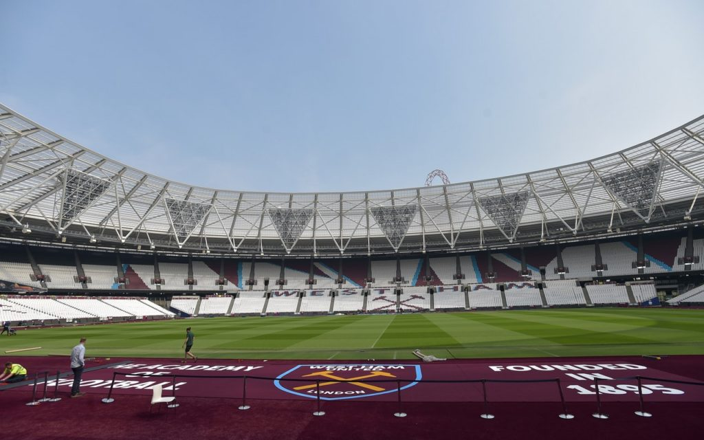 West Ham start their season with the toughest home fixture imaginable when they entertain reigning champions Manchester City.