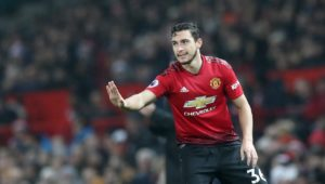 Manchester United right-back Matteo Darmian is reportedly moving closer to completing a move over to Spain.