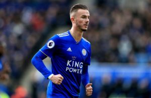 Manchester United have joined the race to sign Leicester City midfielder James Maddison, who looks like being in hot demand this summer.