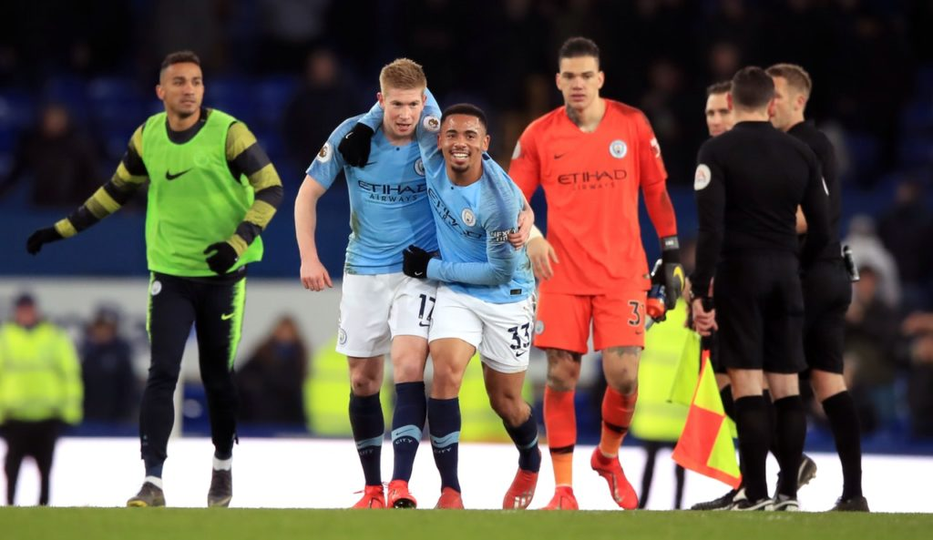 Gabriel Jesus has received assurances Pep Guardiola is not planning to bring in another forward player before the start of the new campaign.