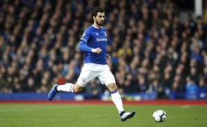 Everton are reported to be close to landing Barcelona midfielder Andre Gomes in a permanent deal worth £22million.