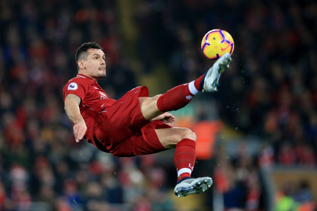 Liverpool will not consider allowing Dejan Lovren to leave Anfield for anything less than 25million this summer.