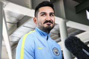 llkay Gundogan's advisers have reportedly re-opened contract talks about him signing a new long-term deal at the Etihad.