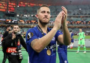 Eden Hazard says it has always been his 'dream' to play for Real Madrid after agreeing a switch from Chelsea.
