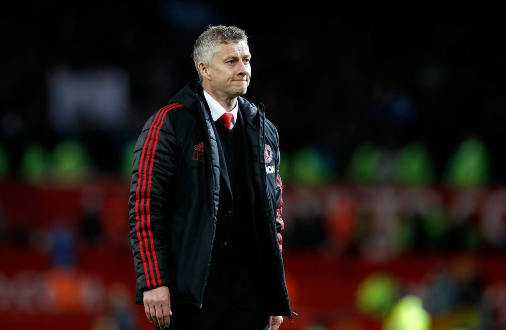 Ole Gunnar Solskjaer says no need to clarify penalty taker.