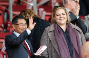 Southampton have confirmed majority shareholder Gao Jisheng as chairman in a restructuring of the board.