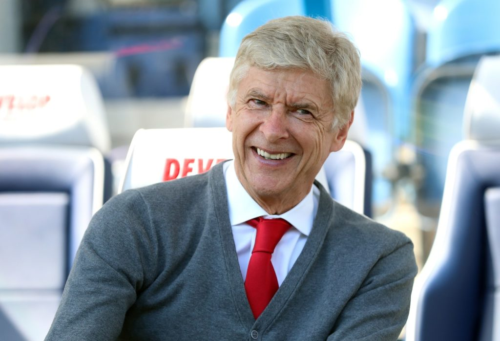 Arsene Wenger is a target for Bayern Munich.