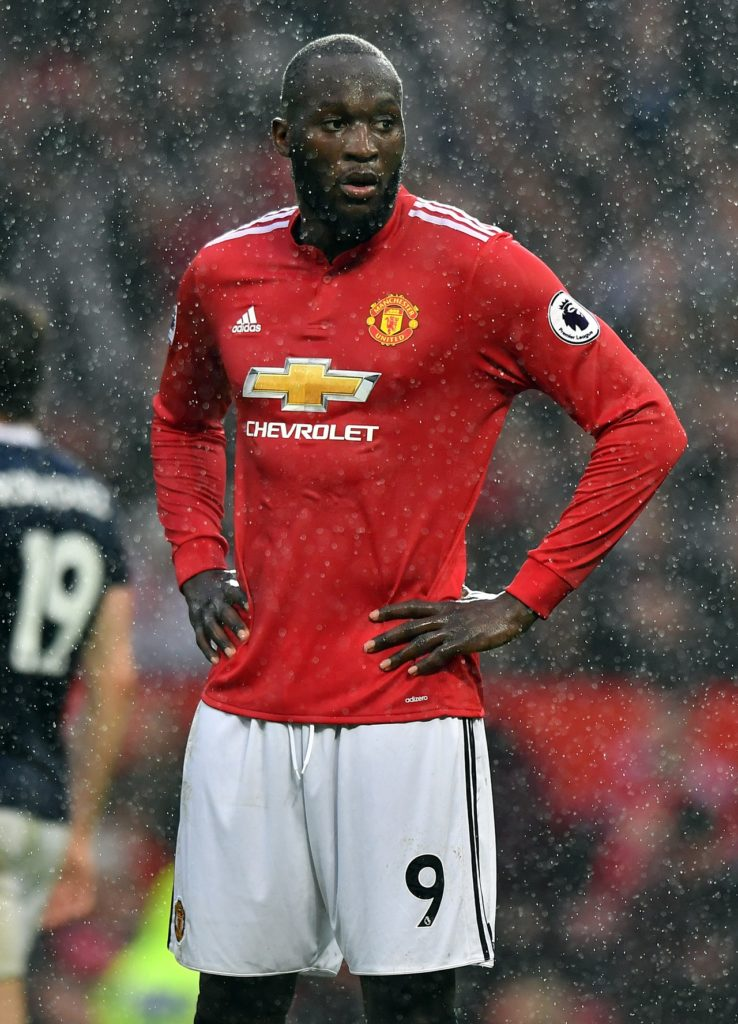 Inter Milan target Romelu Lukaku says it is down to Manchester United to decide where his future lies.