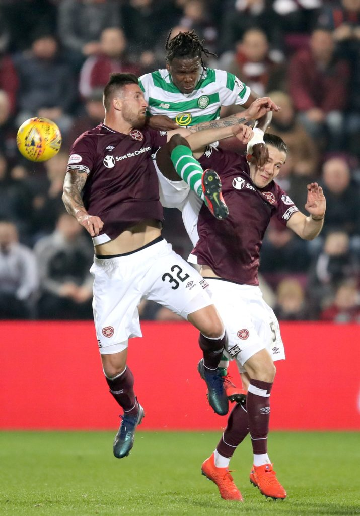 Hearts have called time on striker David Vanecek's ill-fated Tynecastle stint.