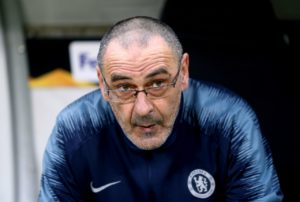 Chelsea have announced manager Maurizio Sarri has left the club to take charge of Italian champions Juventus.