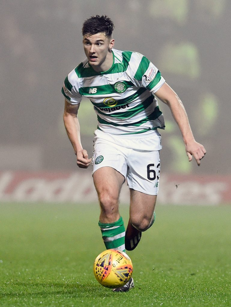 Celtic have reportedly set Kieran Tierney's asking price at £25million in the hope of warding off interest from Arsenal.