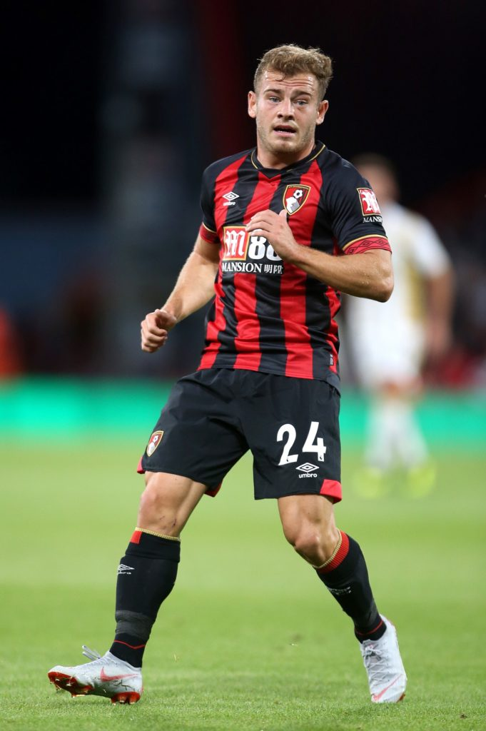 Arsenal officials were in attendance to check on Ryan Fraser and Yannick Carrasco in Belgium's 3-0 over Scotland on Tuesday.