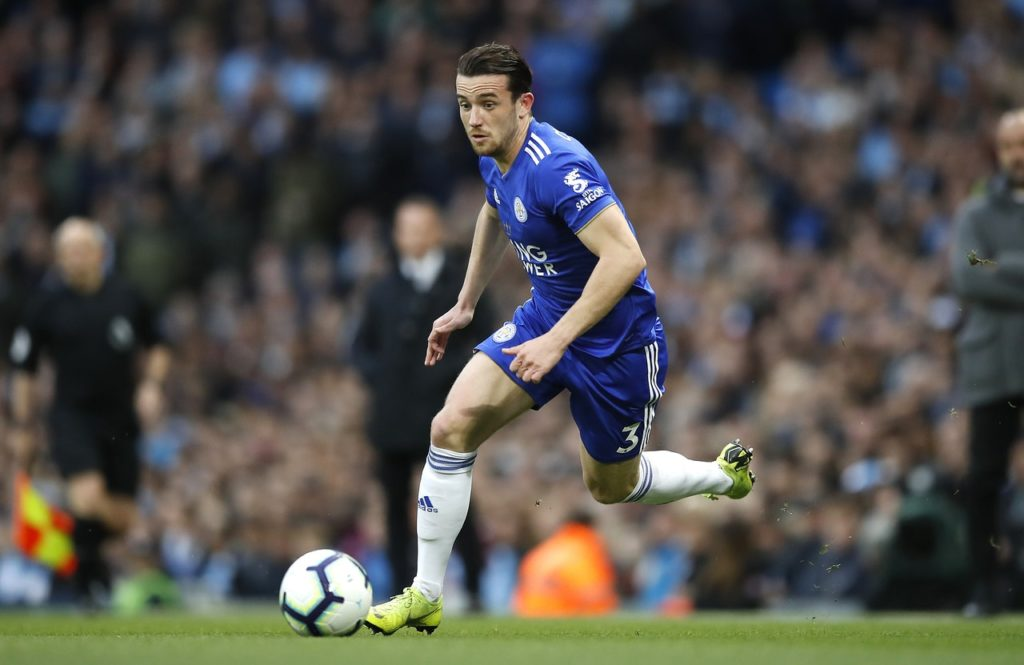 Manchester City remain in the hunt to sign Leicester City star Ben Chilwell despite claims they could bring Angelino back to the club for next season.