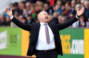 Burnley boss Sean Dyche is one of the names in the frame to replace Rafael Benitez as the next Newcastle manager.