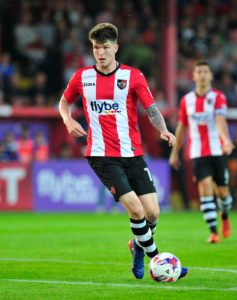 Cheltenham have cancelled the contract of Liam McAlinden after reaching an agreement for him to leave the club.