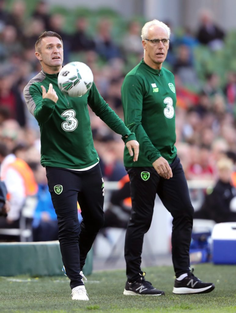Robbie Keane wants smiles on the faces of Middlesbrough's players next season - but has warned them they will be told if their work is not up to scratch.